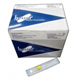 IV CANNULA - 24G X 19MM(Y) 100 PCS/BOX-YELLOW